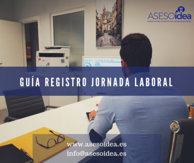 Guía sobre el registro horario de los trabajadores, Asesoidea